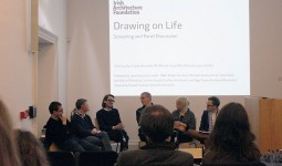 Drawing on Life - panel discussion at IMMA, Dublin